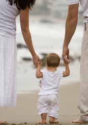 Как из семейных отношений формируется будущее ребенка