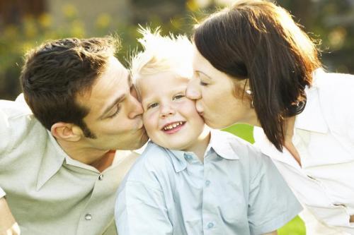 Как показать ребенку, что вы его любите?