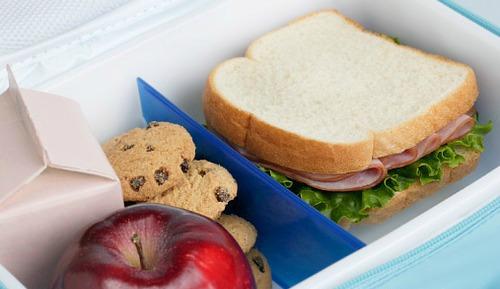Какие обеды давать ребенку в школу