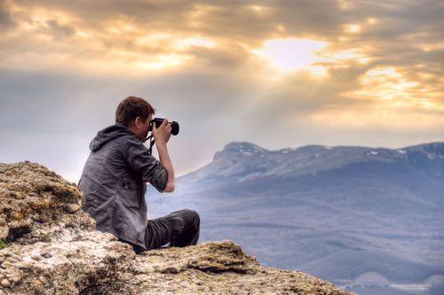 Фототерапия: терапия с фотоаппаратом