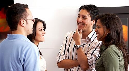 Как стать приятным в общении