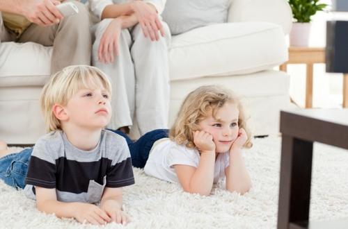 Негативное влияние СМИ на развитие детей
