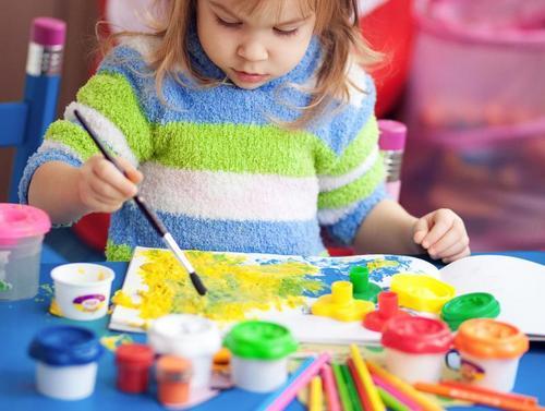 Что дает ребенку рисование