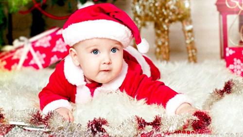 Как встретить Новый год с маленьким ребенком