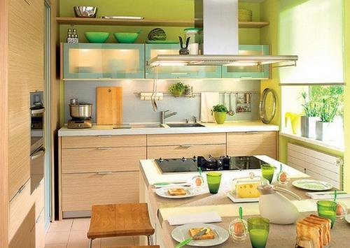 Кухонная плита и богатство по фен-шуй