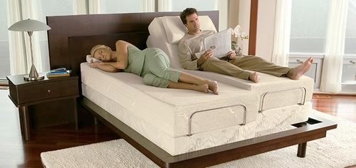 Секреты спокойного сна: правильно ставим кровать
