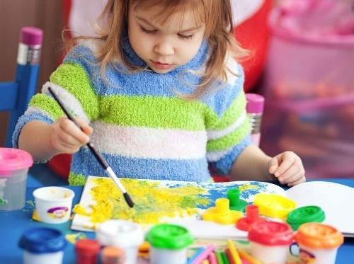 Как знакомить ребенка с искусством