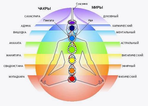 Что такое энергетические каналы в нашем теле