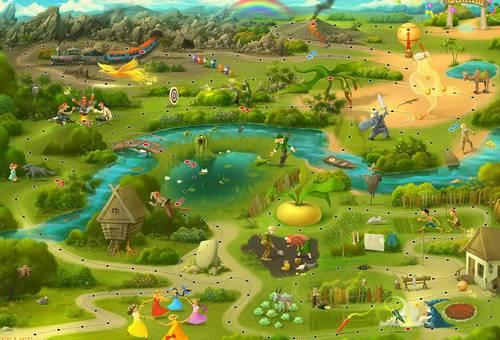 Нужно ли покупать детям настольные игры?