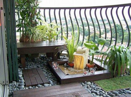 Какой должна быть форма балкона по фен-шуй