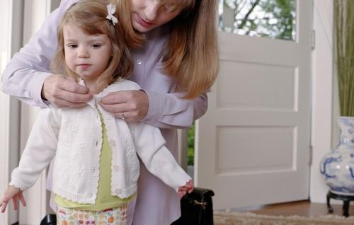 Как настроить ребенка ходить в детский сад