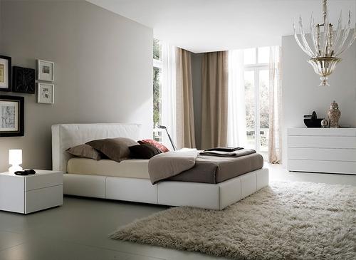 Правильная кровать по законам фэн-шуй