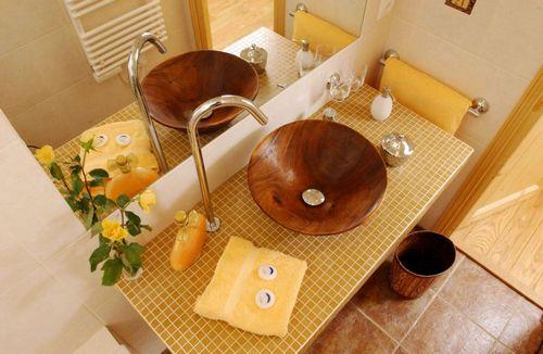 Принципы фен-шуй для ванной комнаты