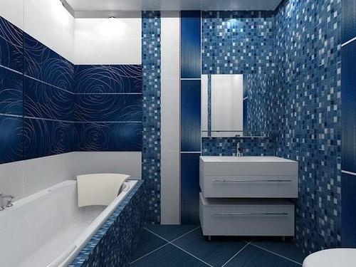 Цветовое решение ванной комнаты по фен-шуй