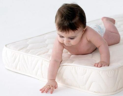 Как выбрать ортопедический матрас для ребенка