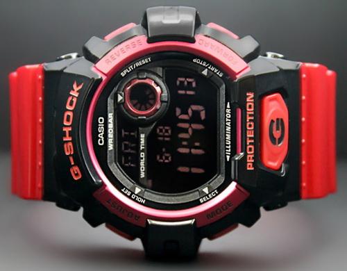 Легендарные часы Casio G-Shock