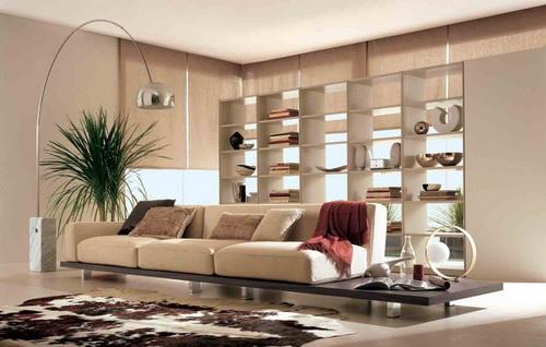 мебель по фен шуй в однокомнатной квартире