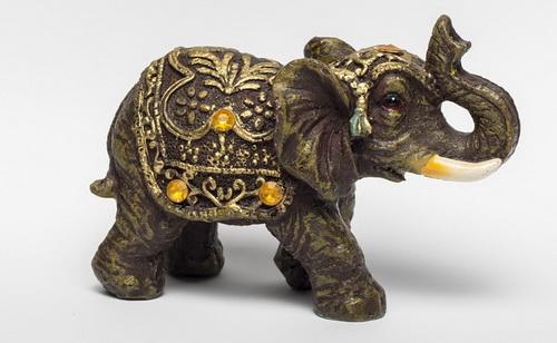 Слон по фен-шуй: значение